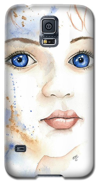 Light Of The Heart Galaxy S5 Case