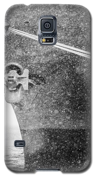 Interpid Under Snowfall Galaxy S5 Case