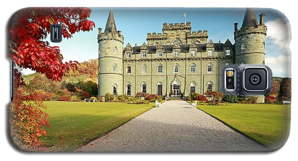 Inveraray Castle Galaxy S5 Case by Grant Glendinning