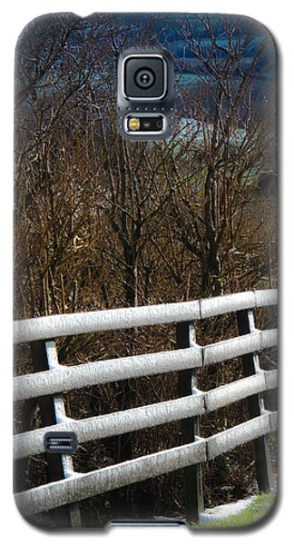 Irish Winter Galaxy S5 Case