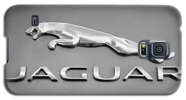 Jaguar F Type Emblem Galaxy S5 Case