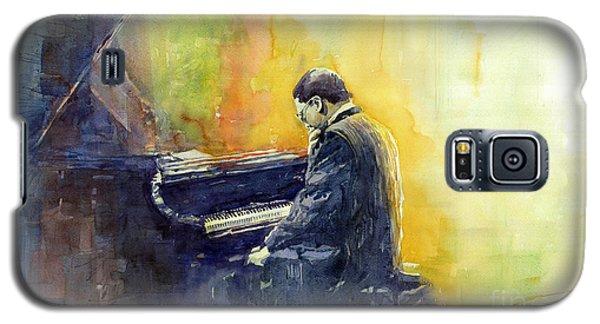 Portret Galaxy S5 Case - Jazz Herbie Hancock  by Yuriy Shevchuk