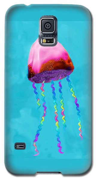 Jelly The Fish Galaxy S5 Case
