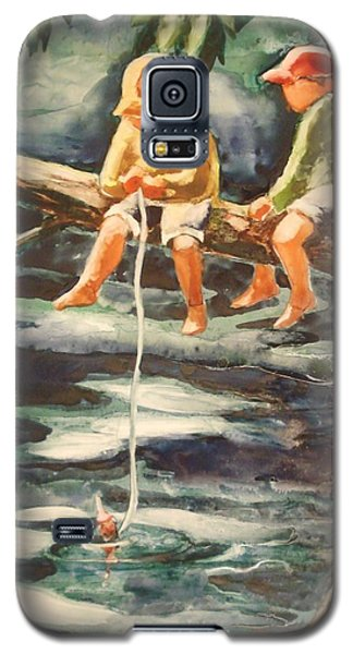 Jes Fishin Galaxy S5 Case