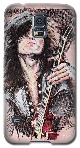 Jimmy Page Galaxy S5 Case