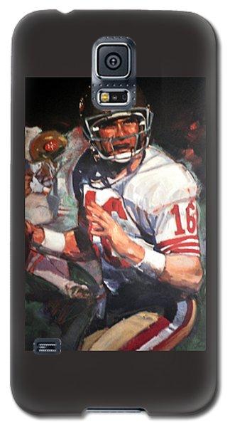 Joe Montana Galaxy S5 Case