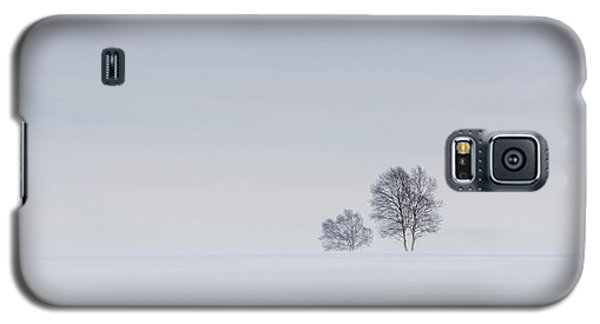 Cold Galaxy S5 Case - Journey by Dominic Schroeyers