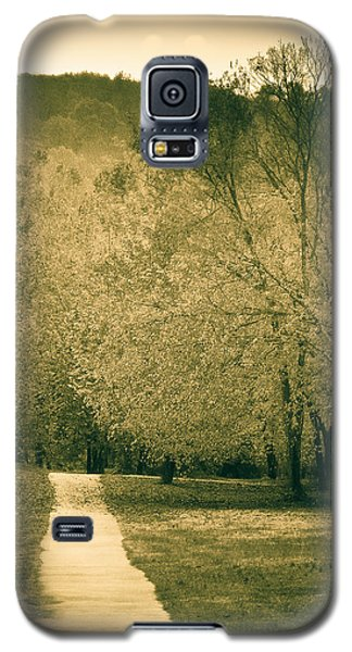 Just A Short Walk Galaxy S5 Case