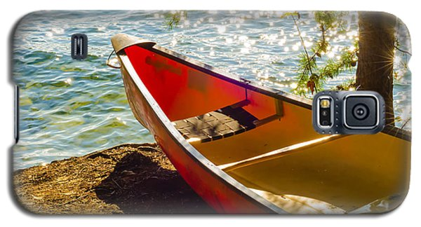 Kayak By The Water Galaxy S5 Case