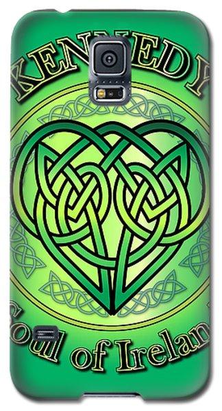 Kennedy Soul Of Ireland Galaxy S5 Case by Ireland Calling