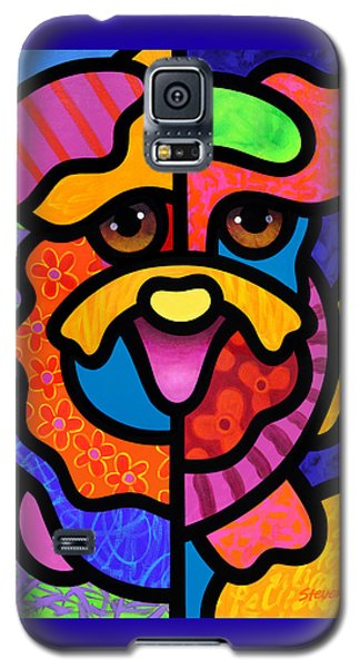 Happy Dog Galaxy S5 Case