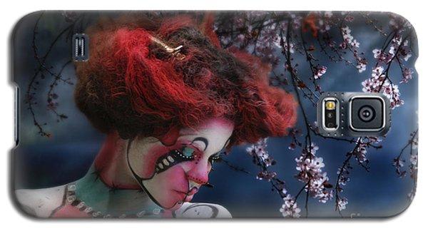Lady Spring Silence Galaxy S5 Case