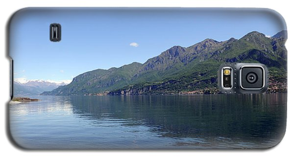 Lake Como - Italy Galaxy S5 Case by Haleh Mahbod
