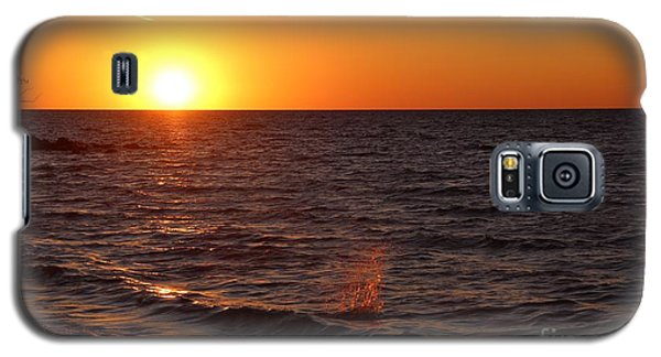Lake Ontario Sunset Galaxy S5 Case