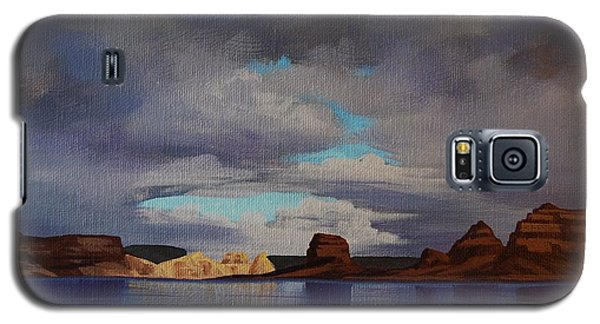 Lake Powell Storm Galaxy S5 Case