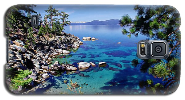 Lake Tahoe Swimming Hole Galaxy S5 Case