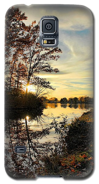 Lake Wausau Sunset Galaxy S5 Case