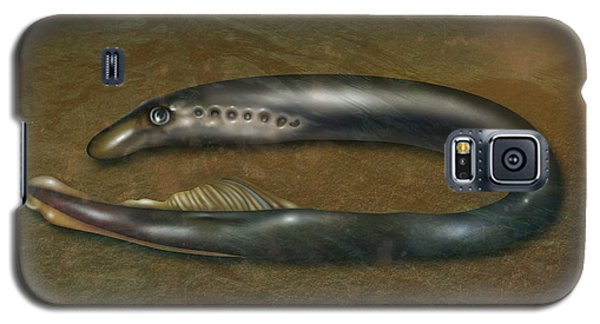 Lamprey Eel, Illustration Galaxy S5 Case