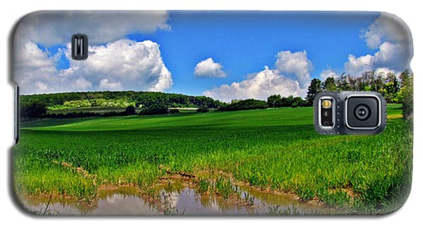 Landscape Of Hungary Galaxy S5 Case