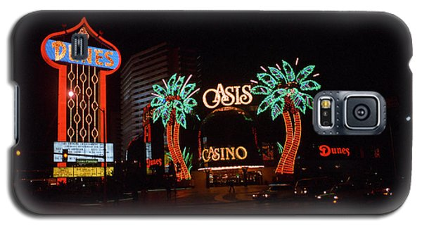 Las Vegas 1983 Galaxy S5 Case
