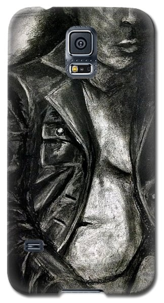 Leather Jacket Galaxy S5 Case