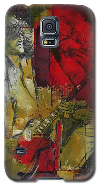 Led Zeppelin  Galaxy S5 Case by Corporate Art Task Force