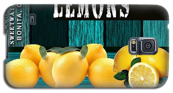 Lemon Farm Galaxy S5 Case by Marvin Blaine