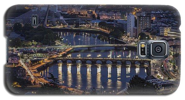 Lerez River Pontevedra Galicia Spain Galaxy S5 Case