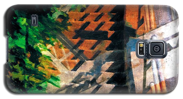 Galaxy S5 Case featuring the photograph Less Travelled 19 by The Art of Marsha Charlebois