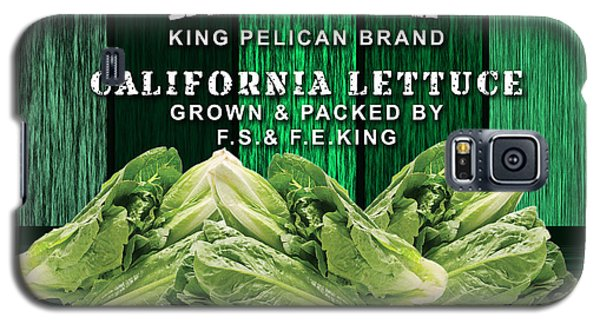 Lettuce Farm Galaxy S5 Case