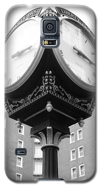 Liberty Mutual Clock Galaxy S5 Case