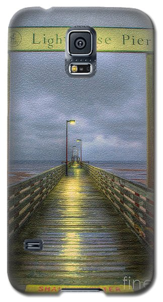 Lighthouse Pier Galaxy S5 Case