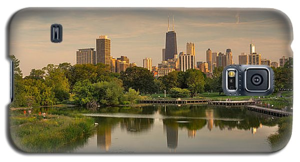 Lincoln Park Lagoon Chicago Galaxy S5 Case