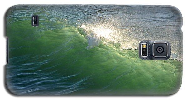 Linda Mar Beach - Northern California Galaxy S5 Case by Dean Ferreira