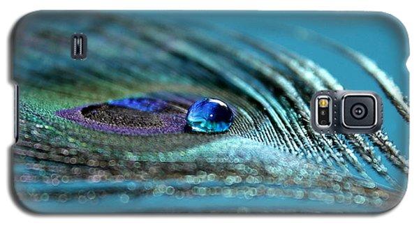 Liquid Blue Galaxy S5 Case