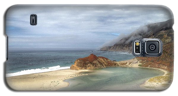 Little Sur River In Big Sur Galaxy S5 Case