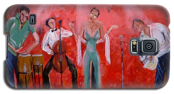 Live Jazz Galaxy S5 Case