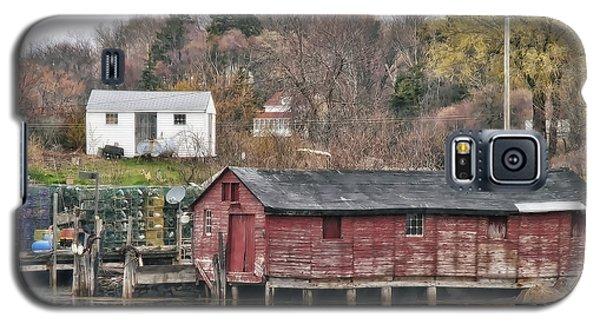 Long Island Maine Galaxy S5 Case by Richard Bean