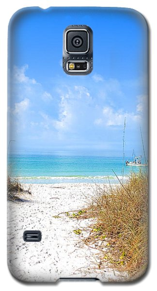 Anna Maria Island Escape Galaxy S5 Case by Margie Amberge