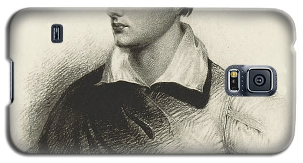 Galaxy S5 Case featuring the photograph Lord Byron, English Romantic Poet by British Library