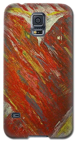 Love Galaxy S5 Case by Amazing Jules