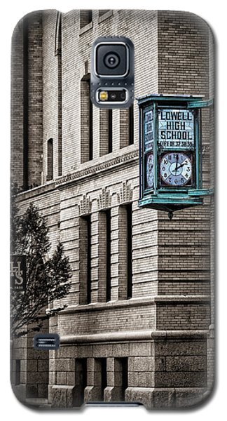 Lowell High School Galaxy S5 Case