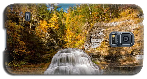 Lower Treman Falls Galaxy S5 Case