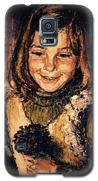 Luisa Fernanda Galaxy S5 Case