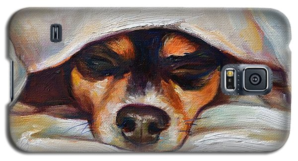 Lulu Galaxy S5 Case by Robert Phelps