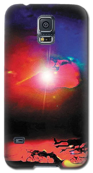 Luminous Vibrate Galaxy S5 Case by The Art of Marsha Charlebois
