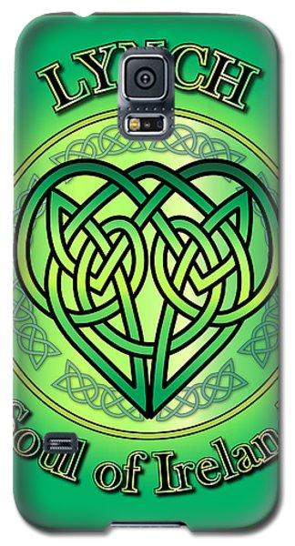 Lynch Soul Of Ireland Galaxy S5 Case by Ireland Calling