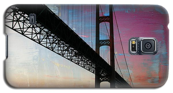 Mackinac Bridge Galaxy S5 Case