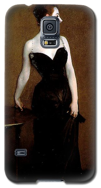 Madame X Galaxy S5 Case by John Singer Sargent
