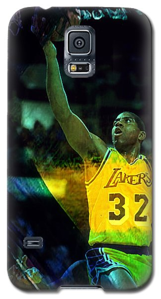 Magic Johnson Galaxy S5 Case